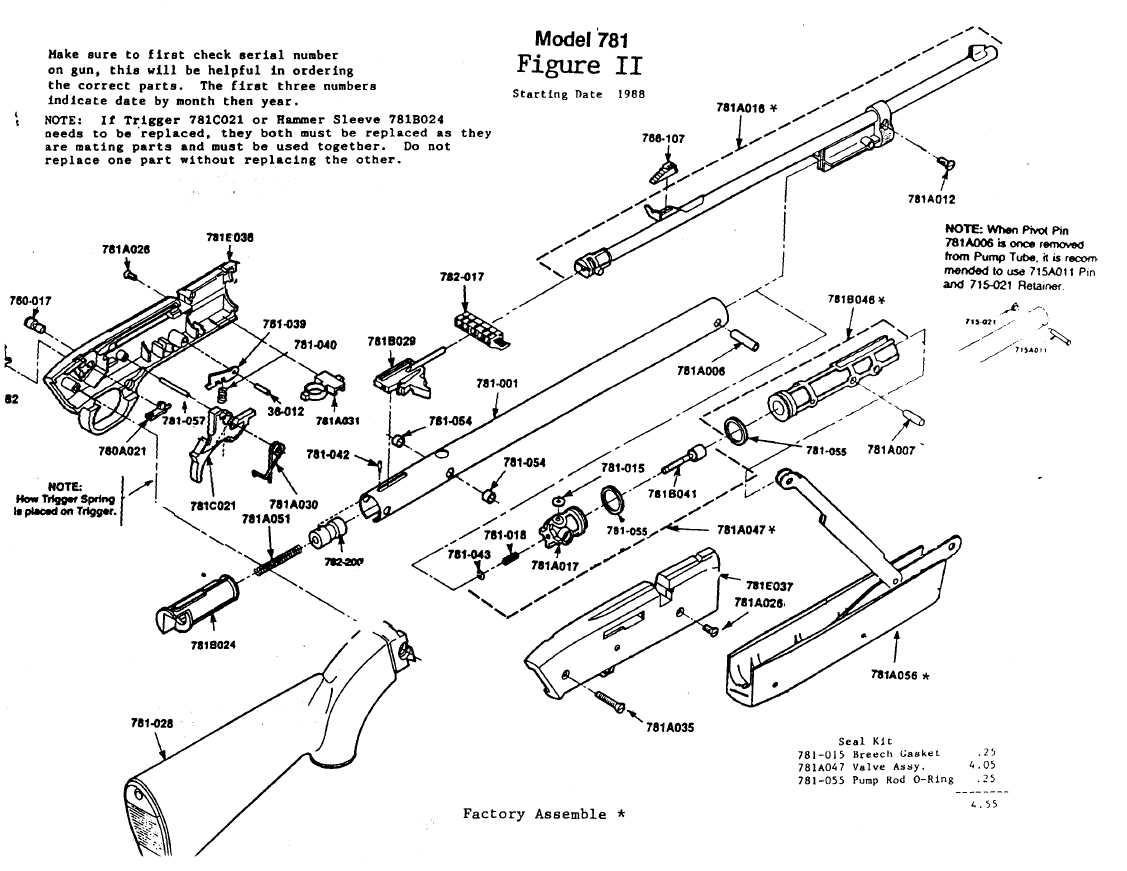 Stevens Serial Number List in addition Remington Airmaster 77 Repair Diagram moreover Model 552 Sid80 furthermore Walther G22 Parts Diagram furthermore Bleg For Spare Parts Listsvendors. on remington 870 schematics