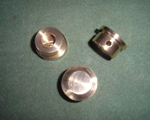 Brass 13xx (Pumper) Tube End Cap
