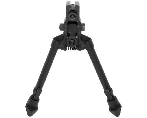 NcStar AR/M16 Style Bipod, Bayonet Lug Attachment