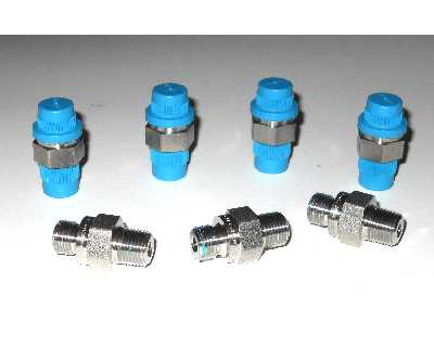 "1/8"" BSP to 1/8"" NPT Thread Adapter"