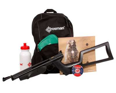 Crosman 2289 Carbine Bug-Out Kit