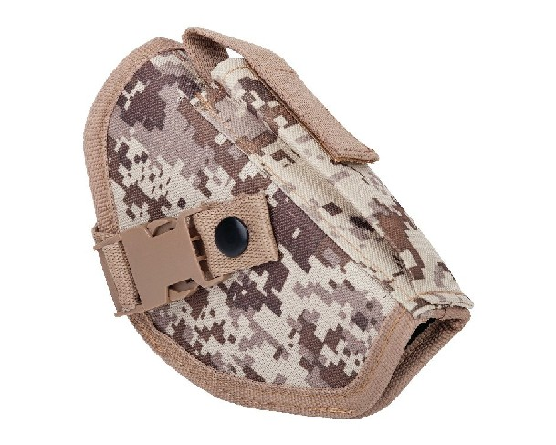 Crosman Desert Camo Belt Holster for Pistol