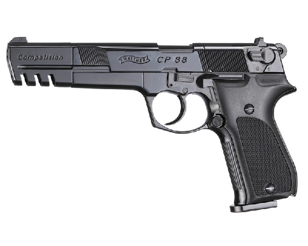 Walther CP88 Competition Co2 Pistol