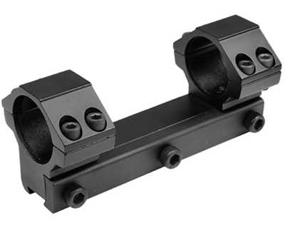 "CenterPoint Optics 1"" Medium Height Full Length Mounting Rail"