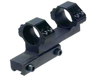 "CenterPoint Optics 1"" Tall Height Offset Mounting Rail"