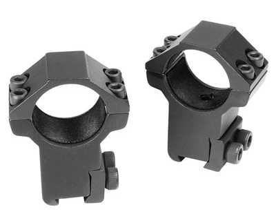"CenterPoint Optics 1"" Tall/High Profile Rings"
