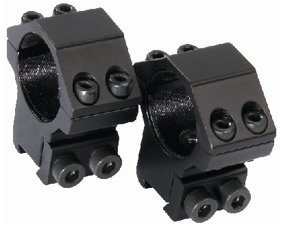 CenterPoint Optics 30mm Medium Profile Rings