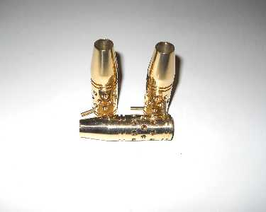 Brass Muzzle Brake with sight pin for Crosman 13xx/17xx/22xx