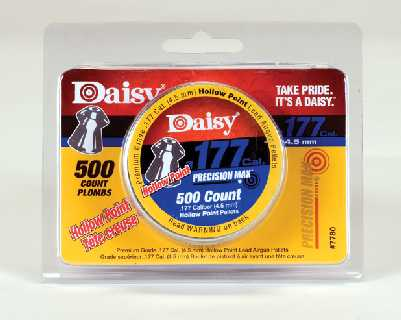 Daisy PrecisionMax 7780 .177 Caliber Hollow Point Pellets
