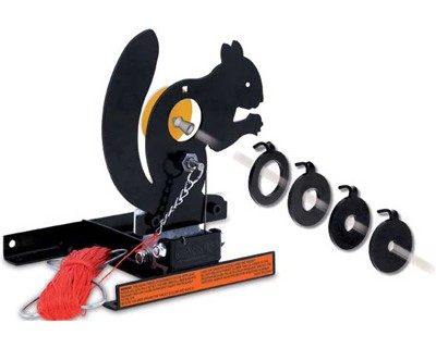Gamo Field Target Kit w/Squirrel Silhouette