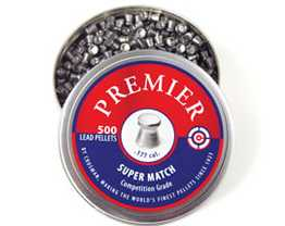 Crosman Premier .177cal Super Match Pellets