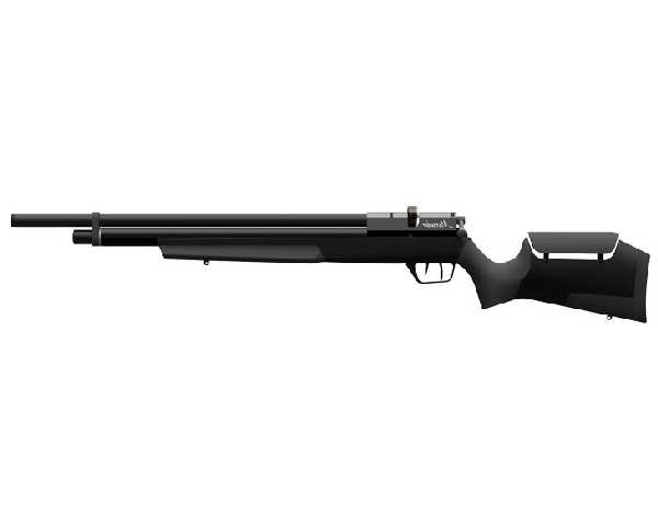 Benjamin Marauder .25 caliber PCP Rifle, Synthetic Stock