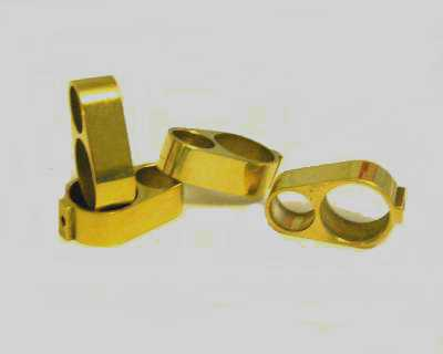 "QB/AR 14mm (9/16"") Brass barrel band for QB78/QB79"
