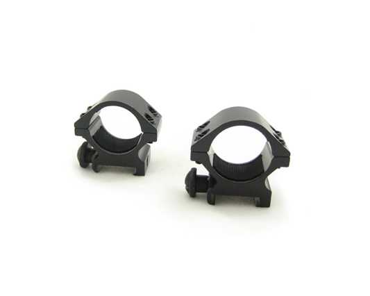 NcStar 30mm Weaver-style Low-Height Rings