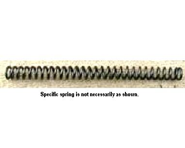 Spring for RWS/Diana Model 48, 52, 460 or 470