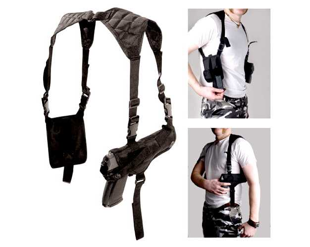 Crosman Shoulder Holster for Pistols